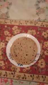 Home made chappatis !!!